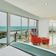 Отель Royal Beach View Suites Паттайя комната для гостей фото 4