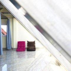 Отель LeuLeu Mountain View Villa & Camping Далат комната для гостей фото 3