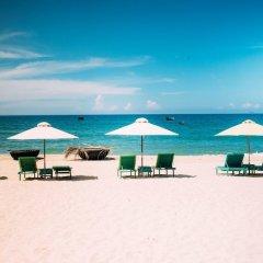 Отель The Happy Bird B&B пляж фото 2