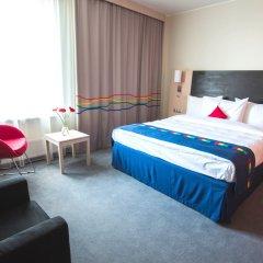 Гостиница Парк Инн от Рэдиссон Новосибирск 4* Стандартный номер разные типы кроватей фото 6