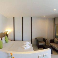 Отель April Suites Pattaya Паттайя комната для гостей фото 4