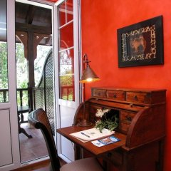 Hotel Torres de Somo удобства в номере