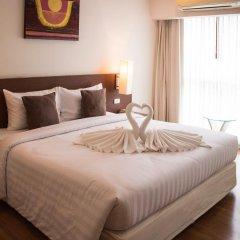 Отель Sathorn Grace Serviced Residence Таиланд, Бангкок - отзывы, цены и фото номеров - забронировать отель Sathorn Grace Serviced Residence онлайн комната для гостей фото 2