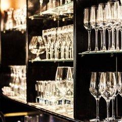 Отель Restaurant Villa Flora Аниф гостиничный бар