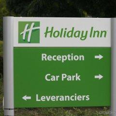 Отель Holiday Inn Gent Expo парковка