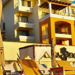 Отель Casa Dorada Los Cabos Resort & Spa спортивное сооружение