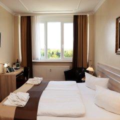 The Aga's Hotel Berlin комната для гостей