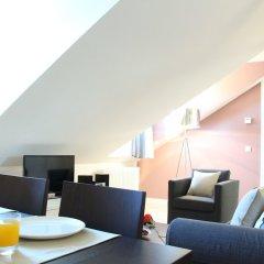 Апартаменты MH Apartments River Prague интерьер отеля