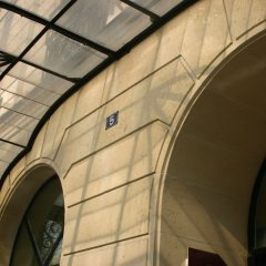 Отель Hôtel Derby Eiffel Франция, Париж - 1 отзыв об отеле, цены и фото номеров - забронировать отель Hôtel Derby Eiffel онлайн интерьер отеля фото 3