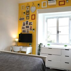 Апартаменты Charming Studio Garden View Great Loc. Лиссабон комната для гостей фото 4