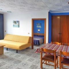 Отель Апарт-Отель Europa Испания, Бланес - 2 отзыва об отеле, цены и фото номеров - забронировать отель Апарт-Отель Europa онлайн комната для гостей фото 4