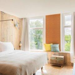 Отель Max Brown Musuem Square Нидерланды, Амстердам - отзывы, цены и фото номеров - забронировать отель Max Brown Musuem Square онлайн комната для гостей фото 2