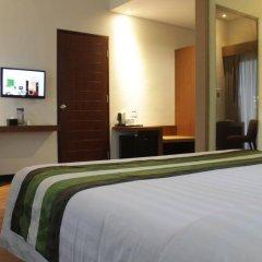 Отель Grand Whiz Nusa Dua Бали комната для гостей фото 4