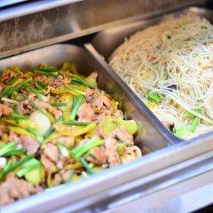 Отель Heritage Baan Silom Бангкок питание фото 3