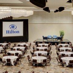 Отель Hilton Québec Канада, Квебек - отзывы, цены и фото номеров - забронировать отель Hilton Québec онлайн помещение для мероприятий фото 2