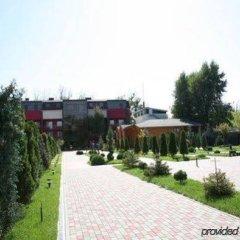 Парк отель Жардин парковка