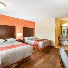 Отель Motel 6 Washington DC Convention Center удобства в номере