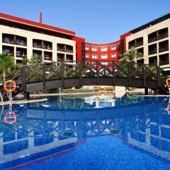 Отель Barceló Marbella бассейн