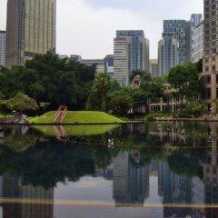 Отель Corus Hotel Kuala Lumpur Малайзия, Куала-Лумпур - 1 отзыв об отеле, цены и фото номеров - забронировать отель Corus Hotel Kuala Lumpur онлайн приотельная территория