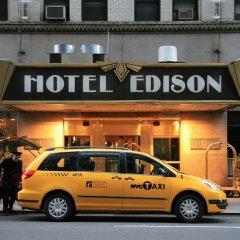 Отель Edison США, Нью-Йорк - 8 отзывов об отеле, цены и фото номеров - забронировать отель Edison онлайн городской автобус