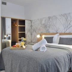 Отель Aspasios Atocha Apartments Испания, Мадрид - отзывы, цены и фото номеров - забронировать отель Aspasios Atocha Apartments онлайн комната для гостей фото 2