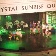 Crystal Sunrise Queen Luxury Resort & Spa Турция, Сиде - 1 отзыв об отеле, цены и фото номеров - забронировать отель Crystal Sunrise Queen Luxury Resort & Spa - All Inclusive онлайн развлечения