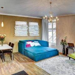 Отель 4 Arts Suites Чехия, Прага - отзывы, цены и фото номеров - забронировать отель 4 Arts Suites онлайн комната для гостей фото 5