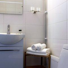 Отель Fenix Inn Швеция, Лунд - отзывы, цены и фото номеров - забронировать отель Fenix Inn онлайн ванная