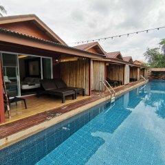 Отель Lanta For Rest Boutique Таиланд, Ланта - отзывы, цены и фото номеров - забронировать отель Lanta For Rest Boutique онлайн бассейн фото 2