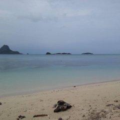 Отель Yasawa Homestays пляж