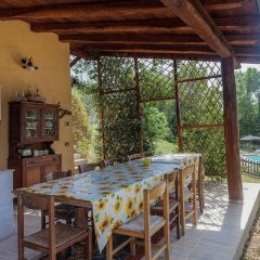 Отель Farmhouse Located in the Beautiful Aulla in Northern Tuscany Аулла фото 7