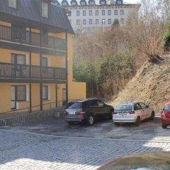 Spa Hotel Devin парковка