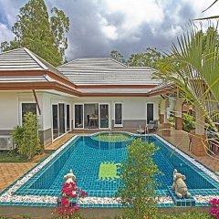 Отель Thammachat Vints No.141 бассейн