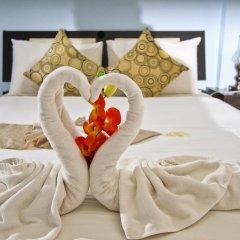 Курортный отель Amantra Resort & Spa в номере