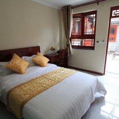 Отель Zhantan Courtyard Hotel Китай, Пекин - отзывы, цены и фото номеров - забронировать отель Zhantan Courtyard Hotel онлайн комната для гостей фото 4