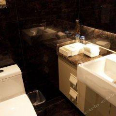 Отель H Hotel (Xi'an Ming City Wall Ximenwai) Китай, Сиань - отзывы, цены и фото номеров - забронировать отель H Hotel (Xi'an Ming City Wall Ximenwai) онлайн ванная