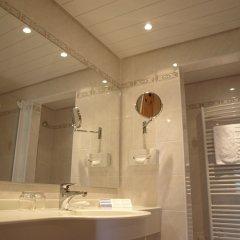 Отель Europa -St. Moritz Швейцария, Санкт-Мориц - отзывы, цены и фото номеров - забронировать отель Europa -St. Moritz онлайн ванная фото 2
