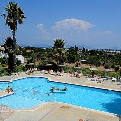 Отель Gelli Apartments Греция, Кос - отзывы, цены и фото номеров - забронировать отель Gelli Apartments онлайн бассейн фото 2