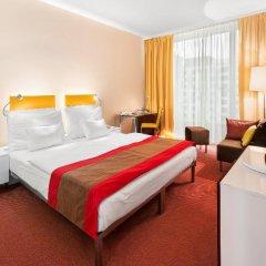 Отель Andel's by Vienna House Prague 4* Стандартный номер с различными типами кроватей фото 6