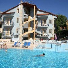 Cypriot Hotel Турция, Олудениз - отзывы, цены и фото номеров - забронировать отель Cypriot Hotel онлайн бассейн