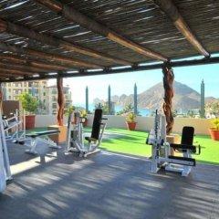 Отель Best Marina&pool View Luxe JR Suite IN Cabo Золотая зона Марина фитнесс-зал фото 2
