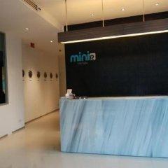 Отель The Mini R Ratchada Hotel Таиланд, Бангкок - отзывы, цены и фото номеров - забронировать отель The Mini R Ratchada Hotel онлайн спа
