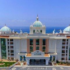 Litore Resort Hotel & Spa Турция, Окурджалар - отзывы, цены и фото номеров - забронировать отель Litore Resort Hotel & Spa - All Inclusive онлайн приотельная территория