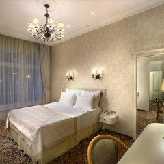 Марко Поло Пресня Отель 4* Стандартный номер разные типы кроватей фото 7