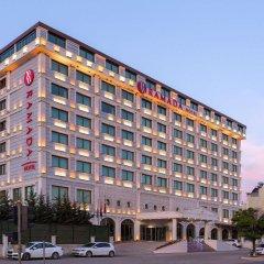 Ramada Usak Турция, Усак - отзывы, цены и фото номеров - забронировать отель Ramada Usak онлайн вид на фасад