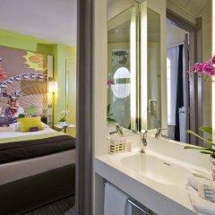 Отель Mercure Nice Centre Grimaldi Франция, Ницца - 5 отзывов об отеле, цены и фото номеров - забронировать отель Mercure Nice Centre Grimaldi онлайн комната для гостей фото 2
