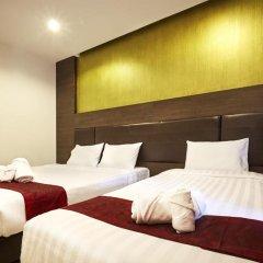 Отель Tribe Hotel Pattaya Таиланд, Чонбури - отзывы, цены и фото номеров - забронировать отель Tribe Hotel Pattaya онлайн комната для гостей фото 5