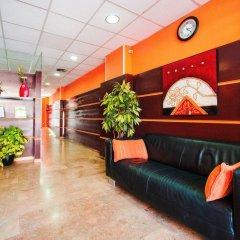 Отель Ona Jardines Paraisol Испания, Салоу - отзывы, цены и фото номеров - забронировать отель Ona Jardines Paraisol онлайн интерьер отеля фото 2