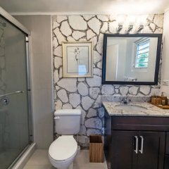 Отель Nianna Eden Ямайка, Монтего-Бей - отзывы, цены и фото номеров - забронировать отель Nianna Eden онлайн ванная фото 2