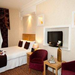 Отель Hallmark Inn Liverpool Великобритания, Ливерпуль - отзывы, цены и фото номеров - забронировать отель Hallmark Inn Liverpool онлайн комната для гостей фото 3